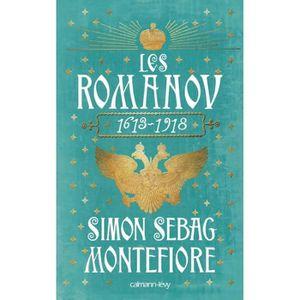 LIVRE HISTOIRE MONDE Les Romanov. 1613-1918