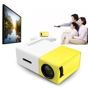 Vidéoprojecteur YG300 Projecteur LED 1080P Projection Machine avec