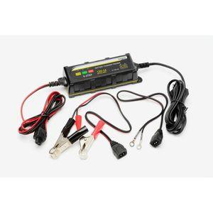 CHARGEUR DE BATTERIE Chargeur de batterie intelligent 12V 6V 4~120Ah +