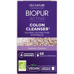 DÉTOXIFIANT BIOPUR Gélules végétales - Nettoyage du colon - 48
