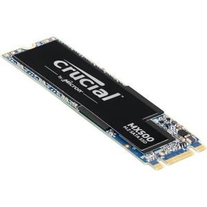 DISQUE DUR SSD CRUCIAL SSD MX500 500Go - M.2 type 2280