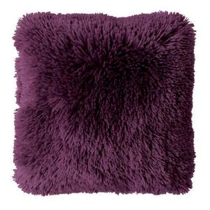 coussin a poil long achat vente pas cher. Black Bedroom Furniture Sets. Home Design Ideas