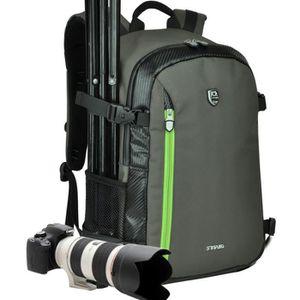 PACK APPAREIL HYBRIDE Haute Qualité DSLR étanche Sac à dos sac à dos de