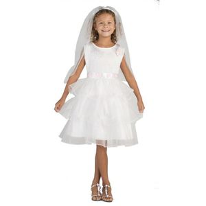 78316241801 Deguisement enfant robe de mariee - Achat   Vente jeux et jouets pas ...