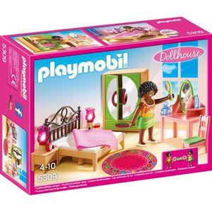 UNIVERS MINIATURE PLAYMOBIL 5309 - La Maison Traditionnelle - Chambr