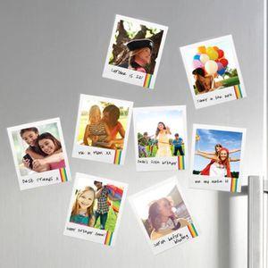 CADRE PHOTO Cadres photo magnétiques polaroid officiellement a