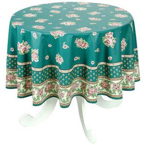 deco table vert emeraude achat vente deco table vert emeraude pas cher cdiscount. Black Bedroom Furniture Sets. Home Design Ideas