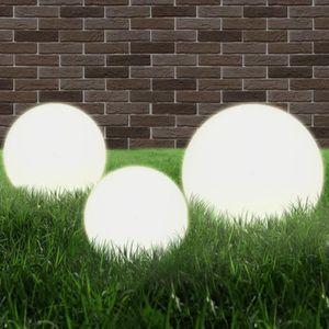 Boule decorative pour jardin - Achat / Vente pas cher