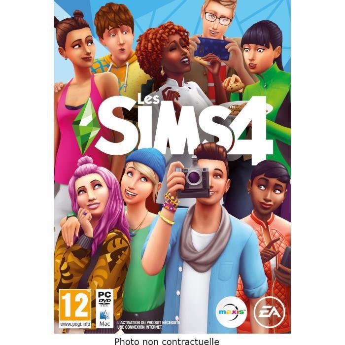 JEU PC Sims 4 Jeu PC