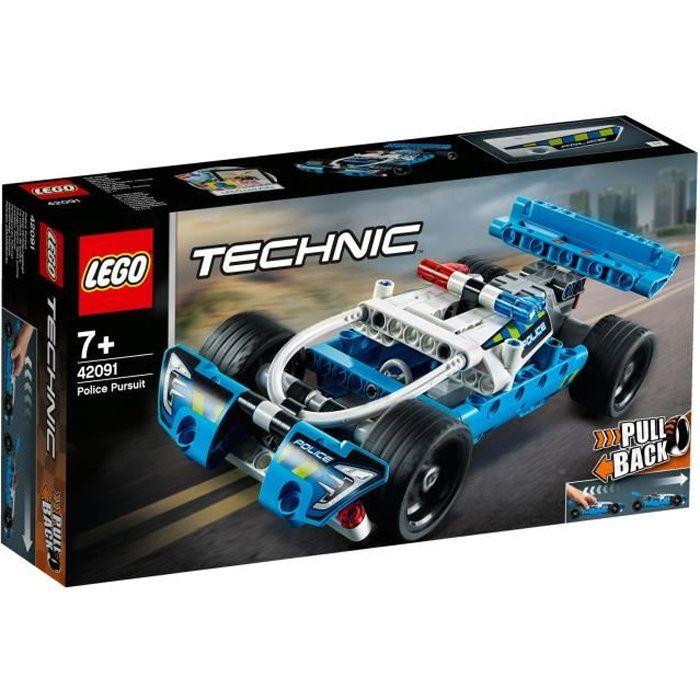 LEGO® Technic 42091 La voiture de police