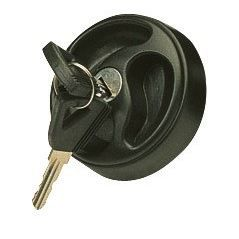 Bouchon à clé noir