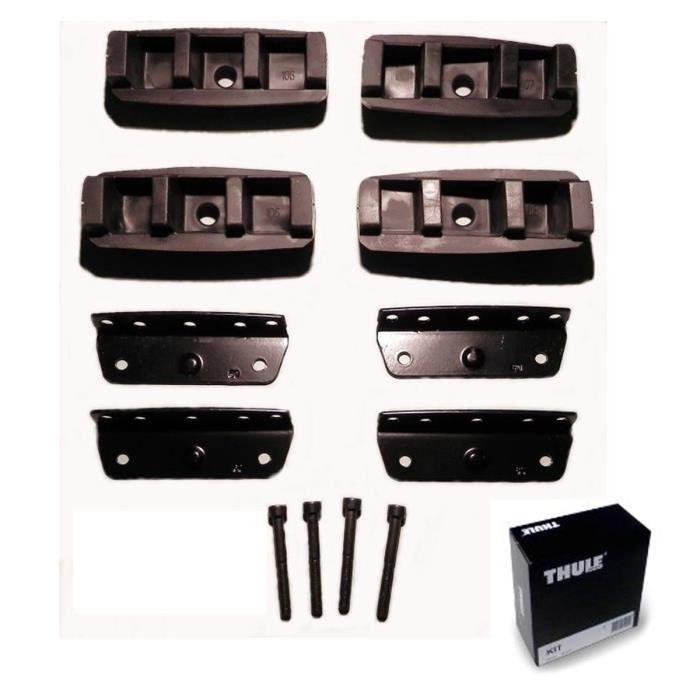 THULE 3091 Kit d'Adaptation Fixpoint Renault Clio - Modus - Grande Modus