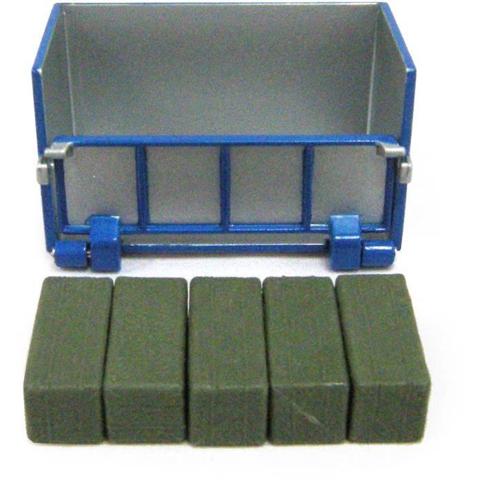 Caisse portable - 5 balles