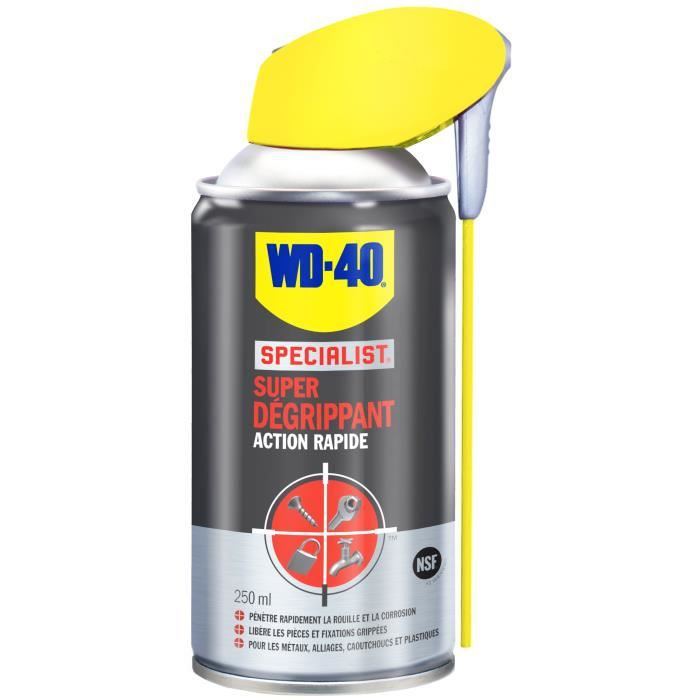 WD40 Super Dégrippant SPECIALIST 250 ml (Aérosol)