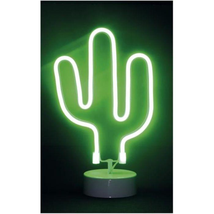 Cactus neon - Achat / Vente pas cher