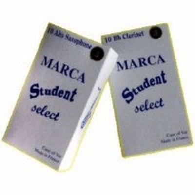ANCHE - ROSEAU 10 anches Marca student select saxophone alto 2