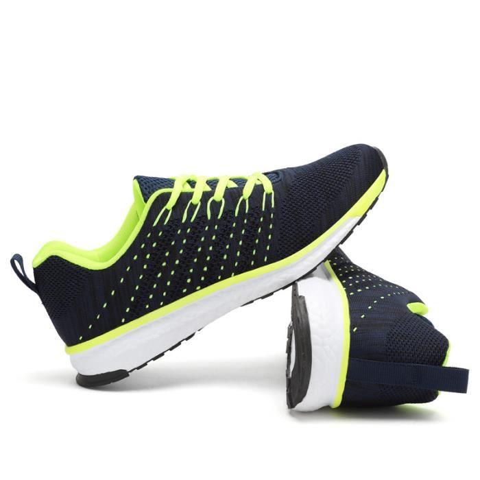 sneakers mesh Course pour chaussures chaussures homme GLAM®Léger jogging de de sport tU8qTwEz