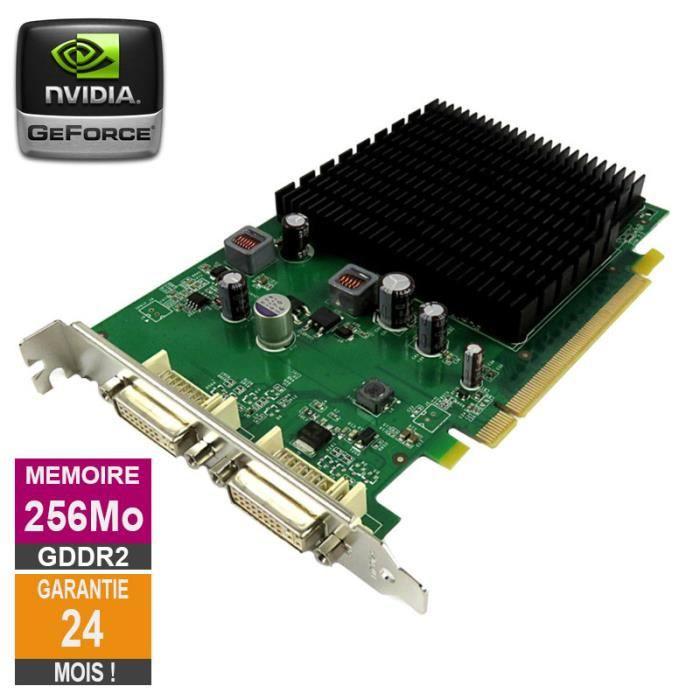 Carte Graphique Nvidia Cdiscount.Carte Graphique Nvidia Geforce 9300ge 256mo Gddr2 Pci E Dvi