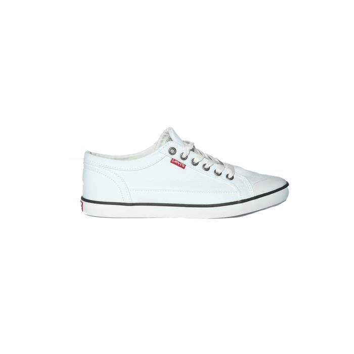 Homme WHITE Levi's Chaussures 2733 50 221777 5wXUraxX