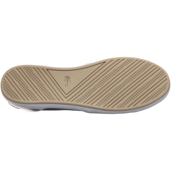 Lacoste Lancelle 3 Eye 316 1 Spw espadrille Mode UCFO6 Taille-39