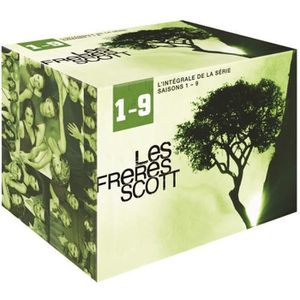 DVD SÉRIE DVD Coffret Les Frères Scott - L'intégrale des 9 p
