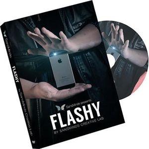 JEU MAGIE Flashy par Sansmind - Tour de magie portable
