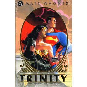 COMICS BD DC Comics: Trinity Batman/Superman/Wonder Woman