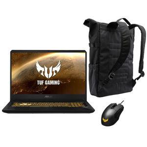 ORDINATEUR PORTABLE PC Portable Gamer - ASUS FX705DD-AU092 - 17,3