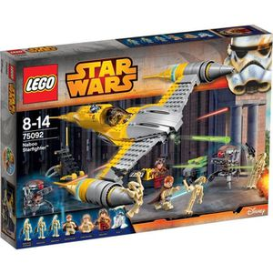 ASSEMBLAGE CONSTRUCTION LEGO® Star Wars 75092 Naboo Starfighter™