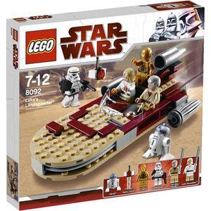 ASSEMBLAGE CONSTRUCTION Lego Luke's Landspeeder™