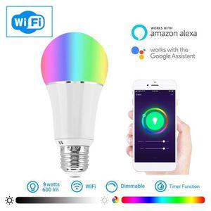 AMPOULE - LED 2181 Smart WIFI Ampoule LED WIFI Light RGB Ampoule