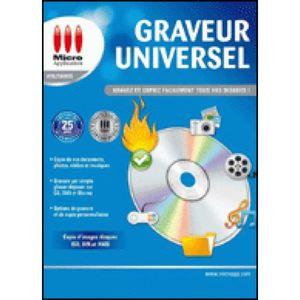 CD - DVD VIERGE Graveur Universel-(PC en Téléchargement)