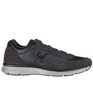 Chaussures baskets sneakers homme en cuir traditional Hogan A9T15nbBZf