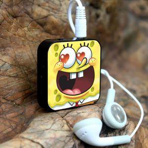 MP3 ENFANT  SpongeBob  Mini lecteur MP3 + USB avec écouteurs