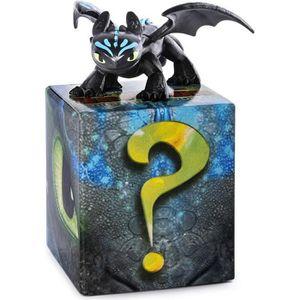 FIGURINE - PERSONNAGE DRAGONS 3 - Pack de 2 Figurines Mystères - Modèle