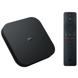 BOX MULTIMEDIA XIAOMI/MI TV Box S Multimédia Android 8,1 Quad Cor