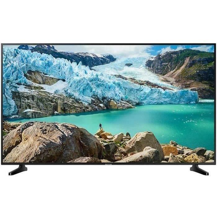 Samsung 50ru7092 tv led 4k uhd 50 125cm dolby hdr 10 smart tv 1400 pqi 3 x hdmi 2 x usb classe énergétique a