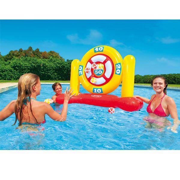 jeux de piscine gonflable ball dartz achat vente jeux de piscine cdiscount. Black Bedroom Furniture Sets. Home Design Ideas