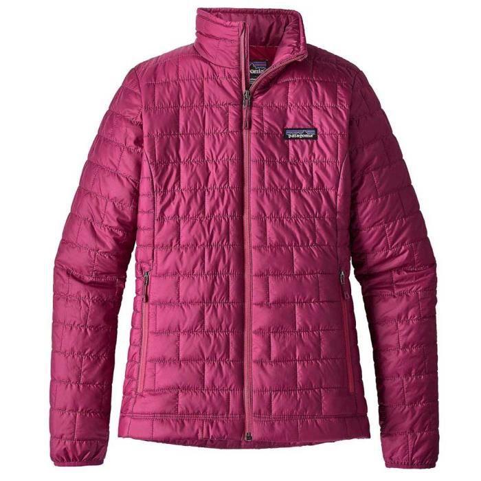 e5fd74f2546 Vêtements femme Doudounes Patagonia Nano Puff Violet Violet - Achat ...