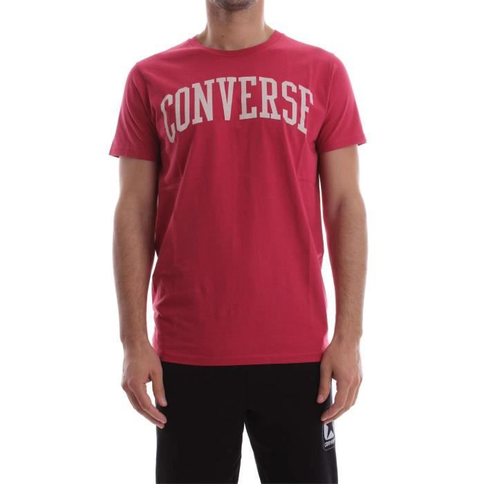 CONVERSE SWEAT-SHIRT Homme RED, M Rouge Red - Achat   Vente ... 3a1c908f1f1c