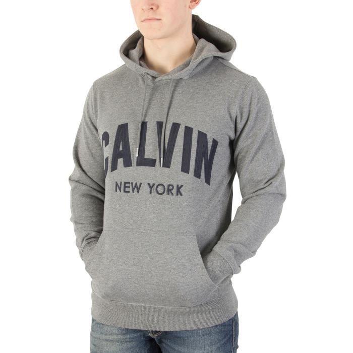 Calvin Klein Jeans Homme Hikos Sweat à capuche graphique 4d51e46007a