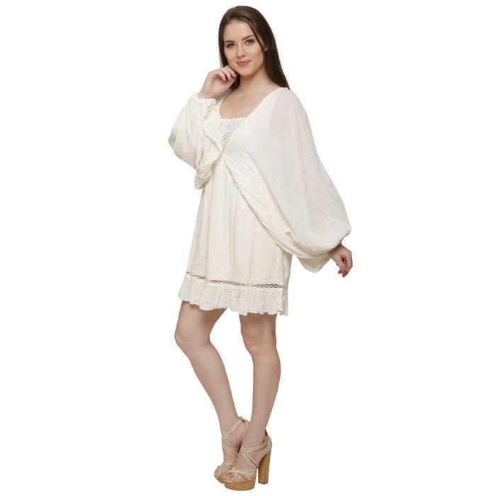 Bishop Robe manches de femmes pourOTRFT Taille-36