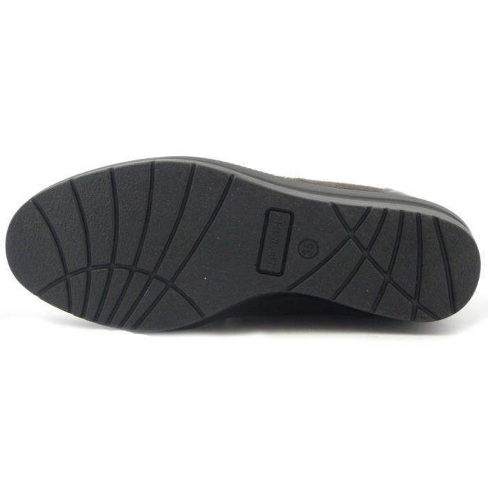 Foncé En 82540 Suède Femme Et Imac Gris Sneaker Brillant Cuir 8UqTTCwfx