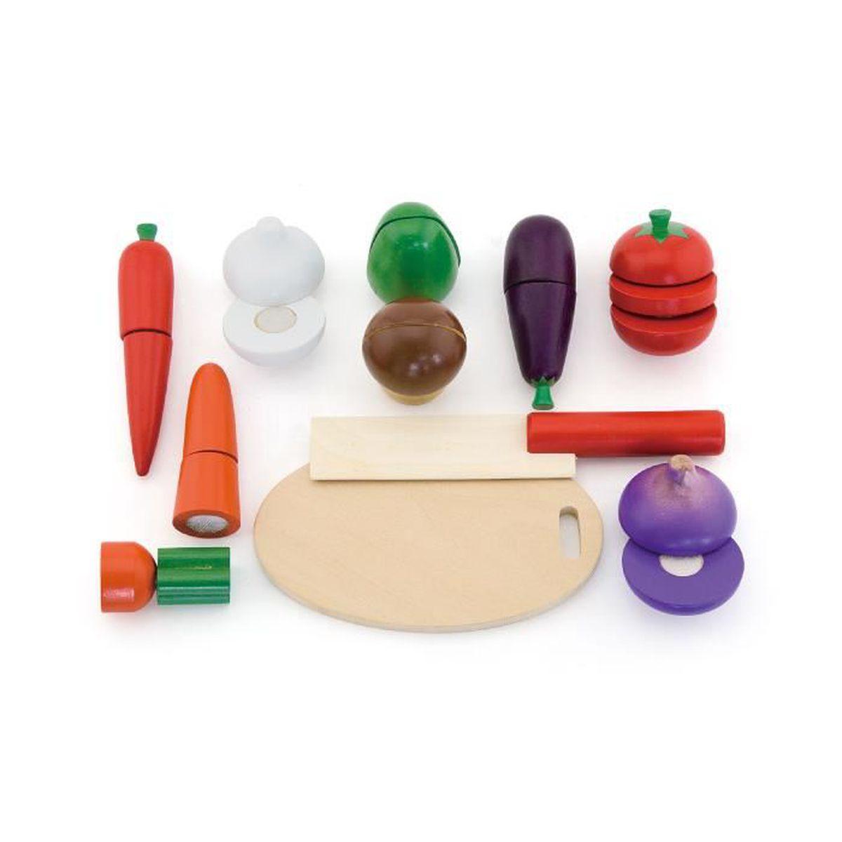 l gumes en bois jeu d couper b b enfant 18m. Black Bedroom Furniture Sets. Home Design Ideas