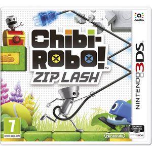 JEU 3DS Chibi-Robot ! Zip Lash Jeu 3DS