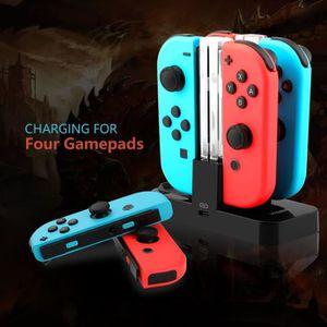 DOCK DE CHARGE MANETTE Station de charge pour Console Nintendo Switch - J