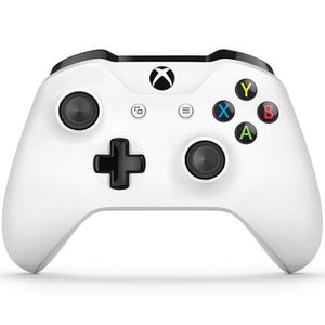 MANETTE JEUX VIDÉO Manette Sans Fil Blanc Xbox One