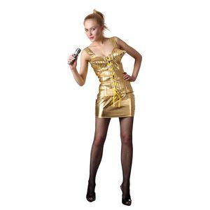 DÉGUISEMENT SEXY Costume adulte femme déguisement Reine de la Pop