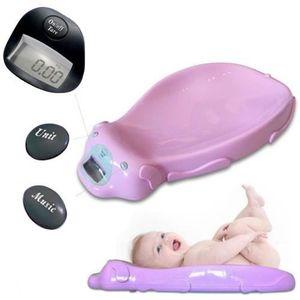 PÈSE-BÉBÉ Pèse-bébé électronique de haute précision musique