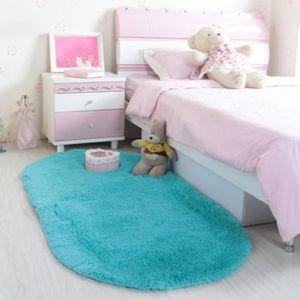 Tapis turquoise achat vente tapis turquoise pas cher for Tapis bleu turquoise pour salon